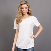 Ladies Combed Cotton T