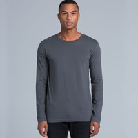 Ink Long Sleeve T - Light to Mid Weight