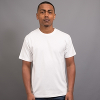 Mid Weight Combed Cotton T
