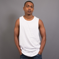 Combed Cotton Muscle Tank