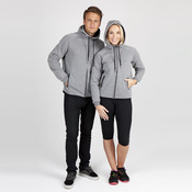 Combed Cotton Fleece Hoodie